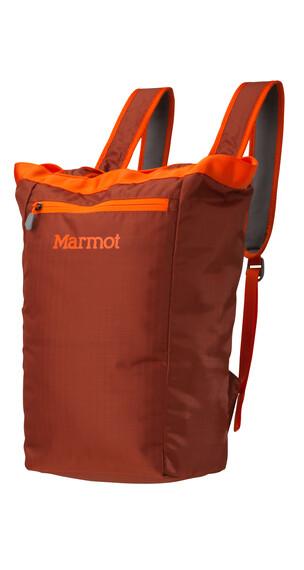 Marmot Urban Hauler 28L - Sac à dos - Medium rouge